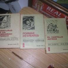 Libros de segunda mano: LOTE DE 3 CUENTOS JUVENILES . Lote 48365786