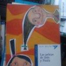 Libros de segunda mano: LAS PELEAS DE INÉS Y PAULA - PATRICIA WRIGHTSON (EDELVIVES). Lote 48368078