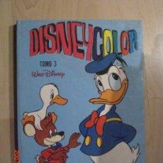 Libros de segunda mano: DISNEY COLOR - WALT DISNEY TOMO 3. Lote 48543063