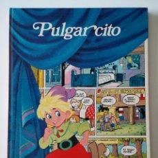 Libros de segunda mano: PULGARCITO, CON MAS DE 150 VIÑETAS A TODO COLOR( COLECCIÓN TURQUESA) AÑO 1974. Lote 48815841