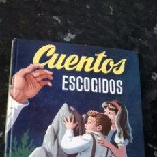 Libros de segunda mano: CUENTOS ESCOGIDOS DE LA LITERATURA UNIVERSAL VOLUMEN V EDICIONES SUSAETA 1965 BUEN ESTADO. Lote 48872270