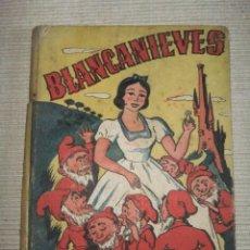 Libros de segunda mano: BLANCANIEVES. COLECC. LINDOS CUENTOS. VERSIÓN DE L. G. PASCUAL. DE EDICIONES ACUARIO. Lote 48944065