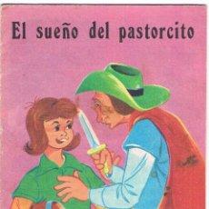 Libros de segunda mano: CUENTO EL SUEÑO DEL PASTORCITO CUENTITOS LUSA Nº 34 1970 EDITORIAL CANTABRICA. Lote 48979821