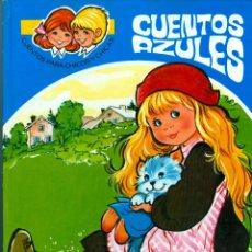 Libros de segunda mano: CUENTOS AZULES Nº 2 (MARÍA PASCUAL, TAPA DURA) ED. TORAY. Lote 139162154