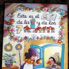 Libros de segunda mano: CUENTO DE BLANCANIEVES, EDICIONES MP ILUSTRACIONES DE JAN, 1986 NUEVO.. Lote 177550363