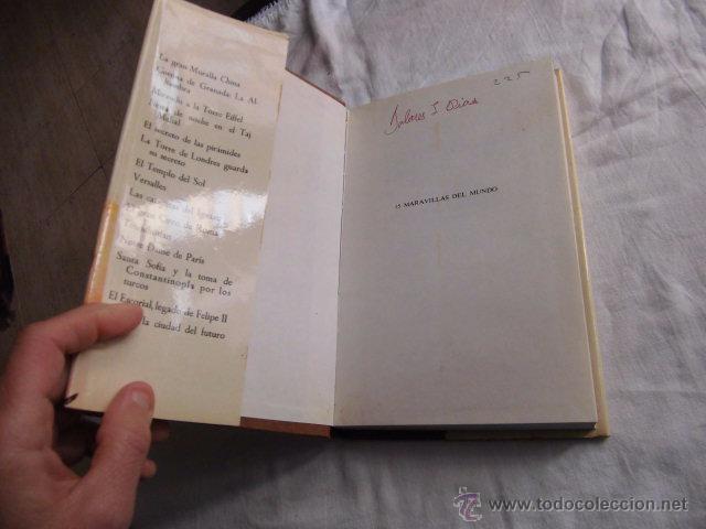 Libros de segunda mano: 15 MARAVILLAS DEL MUNDO .GAUTIER LANGUEREAU.PUBLICACIONES FHER. 1975 - Foto 3 - 49165218