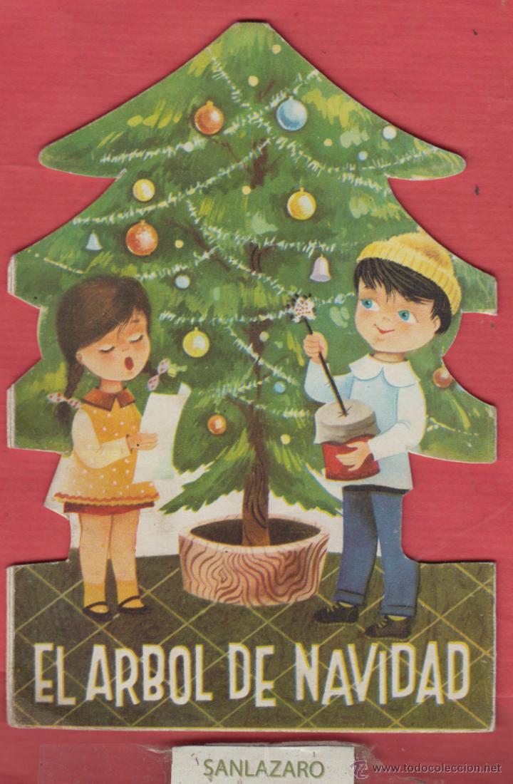 El Arbol De Navidad Cuentos Infantiles Troquela Comprar Libros De - Imagenes-infantiles-de-navidad
