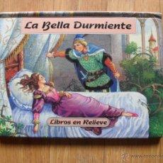 Libros de segunda mano: LA BELLA DURMIENTE, LIBROS EN RELIEVE, GRAFALCO. Lote 49331608