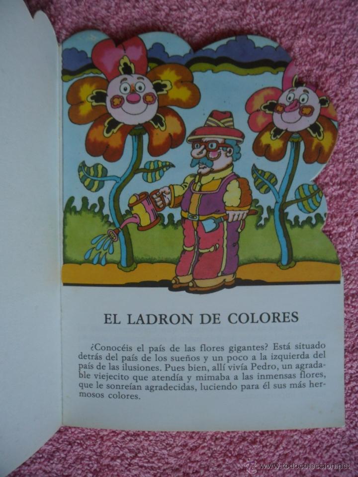 el ladron de colores alonso 1987 cuentos clasic - Comprar Libros de ...