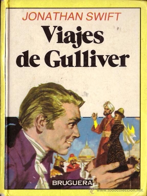 novela los viajes de gulliver - jonathan swift; - Comprar