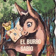 Libros de segunda mano: EL BURRITO SABIO-COLECCION TROQUELADOS PRESIDENTE. Lote 49606454