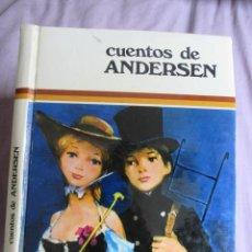 Libros de segunda mano: CUENTOS DE ANDERSEN - ILUSTRACIONES PAUL DURAND (COLOR Y EN TODAS LAS PÁGINAS) - SUSAETA, 1974. Lote 49840413