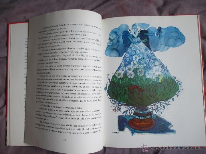 Libros de segunda mano: 7 cuentos cortos de Andersen . Editorial: juventud 1989. Muy bien ilustrado. - Foto 3 - 49969796