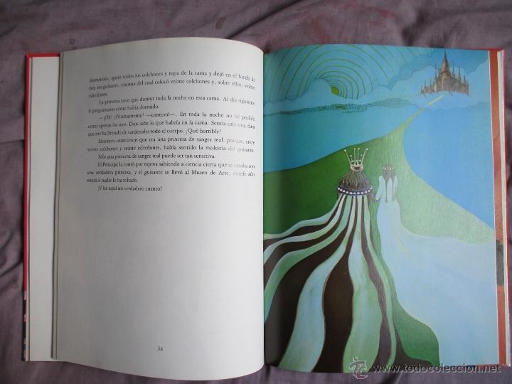 Libros de segunda mano: 7 cuentos cortos de Andersen . Editorial: juventud 1989. Muy bien ilustrado. - Foto 5 - 49969796