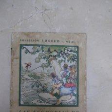 Libros de segunda mano: LAS FECHORÍAS DE TILL EULENSPIEGEL, ED. LUCERO,(TAPAS EN MAL ESTADO). Lote 50160801