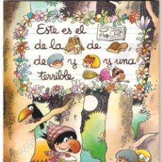 Libros de segunda mano: CUENTO DE LA CASITA DE CHOCOLATE, EDICIONES MP ILUSTRACIONES DE JAN, 1986 NUEVO.. Lote 177553150