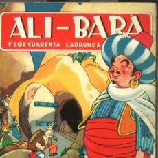 Libros de segunda mano: ALI BABA Y LOS CUARENTA LADRONES. Lote 50320668