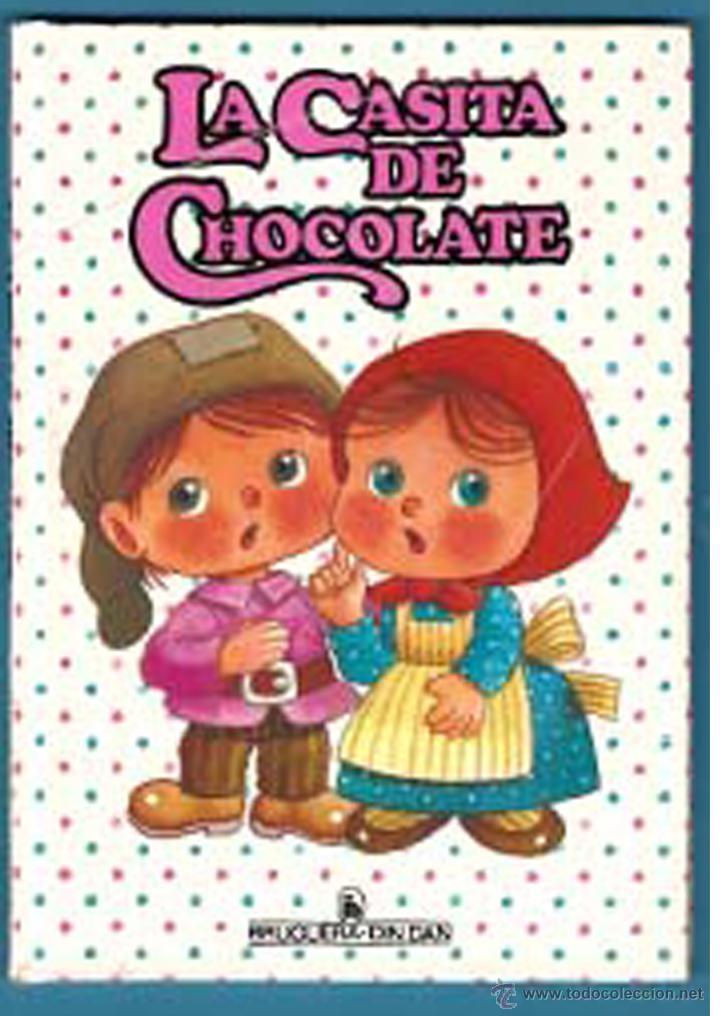 Cuento colecci n din dan la casita de chocolate comprar for Casitas infantiles segunda mano