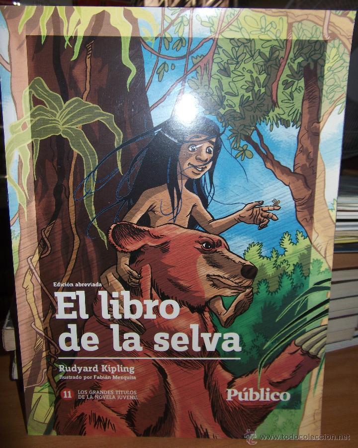 51fd05b80 EL LIBRO DE LA SELVA ··· RUDYARD KIPLING . (Libros de Segunda Mano ...