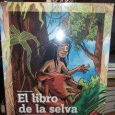 Libros de segunda mano: EL LIBRO DE LA SELVA ··· RUDYARD KIPLING . . Lote 50417709