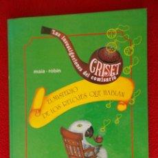 Libros de segunda mano: EL MISTERIO DE LOS RELOJES QUE HABLAN - EVEREST 1982 -. Lote 50428872