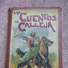 Libros de segunda mano: LOS CUENTOS DE CALLEJA. CUENTOS DE ORIENTE. ESTUCHE CON 12 CUENTOS. REEDICION.. Lote 50541960