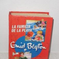 Libros de segunda mano: ENID BLYTON - LA FAMILIA DE LA PLAYA + LA SILLA DE LOS DESEOS / SUSAETA EDICIONES - AÑO 1984. Lote 50559133