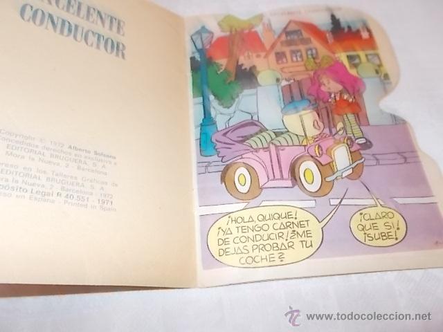 Libros de segunda mano: TROQUELADOS AUTO ESCUELA EXCELENTE CONDUCTOR Cuento troquelado - Foto 2 - 109253876
