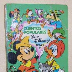 Libros de segunda mano - CUENTOS POPULARES WALT DISNEY TOMO 1. BRUGUERA 1978. TAPA DURA. - 50656638
