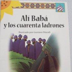 Libros de segunda mano: PEQUEÑO CUENTO - ALI BABA - EVEREST. Lote 50759686