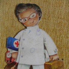 Libros de segunda mano: EL DOCTOR HAZO. CUENTO TROQUELADO DE ADIGRAF. 1965. POR JUAN FERRANDIZ. COLOR.. Lote 50762221