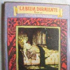 Libros de segunda mano: LA BELLA DURMIENTE. PLANAS, RAMÓN, RACKHAM ARTHUR. 1975. Lote 50865411
