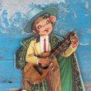 Libros de segunda mano: ANTIGUO CUENTO TROQUELADO DE FERRANDIZ - LA GUITARRA EMBRUJADA - CON SU JUGUETE ORIGINAL - 1958 - ED. Lote 51068363