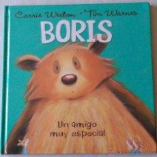 Libros de segunda mano: BORIS ISBN 978 84 672 2799 4. Lote 51150871