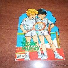 Libros de segunda mano: CUENTO TROQUELADO AÑO 1967: EL RECOGE PELOTAS (DIBUJOS MARÍA PASCUAL) CUENTOS TORAY. Lote 51166373