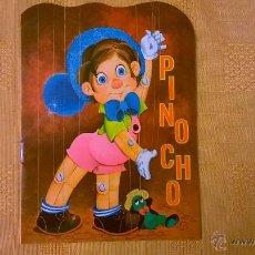Libros de segunda mano: PINOCHO - SERIE INFANTIL - 1978 - ESPAÑA - ARTES GRÁFCAS COBAS - DIBUJOS: MAGDA - AUTOR: COLLODI. Lote 51166470
