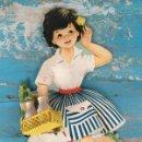 Libros de segunda mano: ANTIGUO Y PRECIOSO CUENTO TROQUELADO - LA LECHERA - CON SU JUGUETE ORIGINAL - AÑO 1960 - MARIA BLANC. Lote 51253655