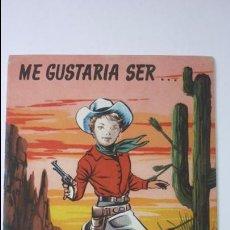 Libros de segunda mano: ME GUSTARIA SER.... CUENTO PARA JUGAR. EDICIONES BETIS. AÑO 1957. Lote 51317499