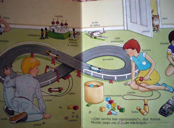 MIS JUGUETES-ENCICLOPEDIA IRROMPIBLE DE LAS PALABRAS-PLAZA JOVEN P&J 1986 NUEVO APRENDER JUGANDO (Libros de Segunda Mano - Literatura Infantil y Juvenil - Cuentos)