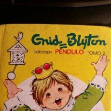 Libros de segunda mano: CUENTO DE ENID BLYTON CON ILUSTRACIONES DE MARIA PASCUAL. Lote 51428959