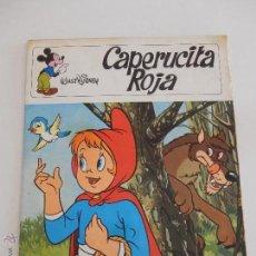 Libros de segunda mano: CAPERUCITA ROJA, EDICIONES SUSAETA, 1972. Lote 51491296