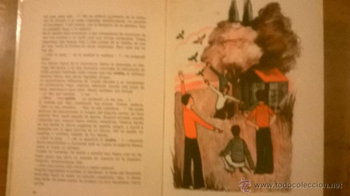 Libros de segunda mano: TRISTAN Y LA CALANDRIA, pro J. Ricardo Nervi - PLUS ULTRA - Argentina - 1981 - RARO - Foto 3 - 51499541