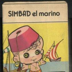Libros de segunda mano: CUENTOS MINI CHIP - SIMBAD EL MARINO. Lote 51504200