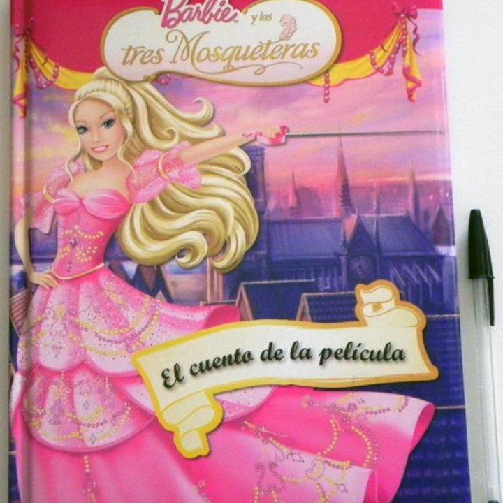 Barbie Y Las Tres Mosqueteras El Cuento De La P Comprar Libros De Cuentos En Todocoleccion 51570455