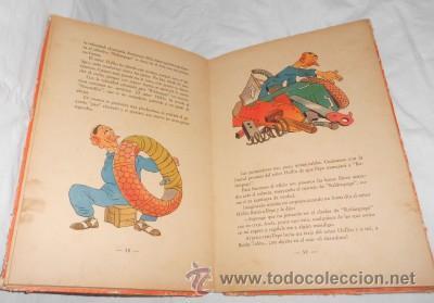 Libros de segunda mano: BOTON TOLON, BIB. INF. ATLANTIDA, POR C.C. VIGIL, ILUSTRADO POR F. RIBAS, DE 1943 - Foto 2 - 51625594