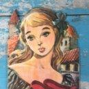 Libros de segunda mano: ANTIGUO CUENTO TROQUELADO - PULGARCILLA - LOS ZAPATITOS ROJOS - AÑOS 50 - 60 - ANDERSEN - SERIE TOPA. Lote 51799932