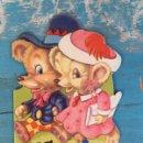 Libros de segunda mano: PRECIOSO Y ANTIGUO CUENTO LOS OSITOS VIAJEROS - EDITORIAL FHER - 1958. Lote 51803441