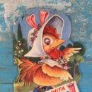 Libros de segunda mano: PRECIOSO Y ANTIGUO CUENTO LA GALLINITA VANIDOSA - EDITORIAL FHER - 1958. Lote 51803467
