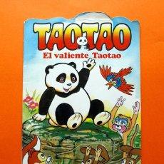 Libros de segunda mano: TAOTAO - EL VALIENTE TAOTAO - PARRAMÓN EDICIONES - . Lote 51921383