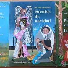 Libros de segunda mano: EDITORIAL MAGISTERIO ESPAÑOL - COLECCIÓN 3 LIBROS. Lote 129914222